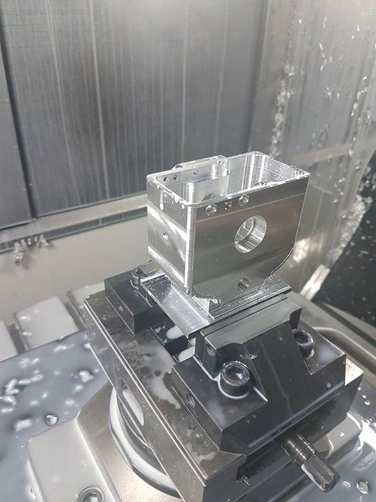 Nic-O-Tilt Prototypen