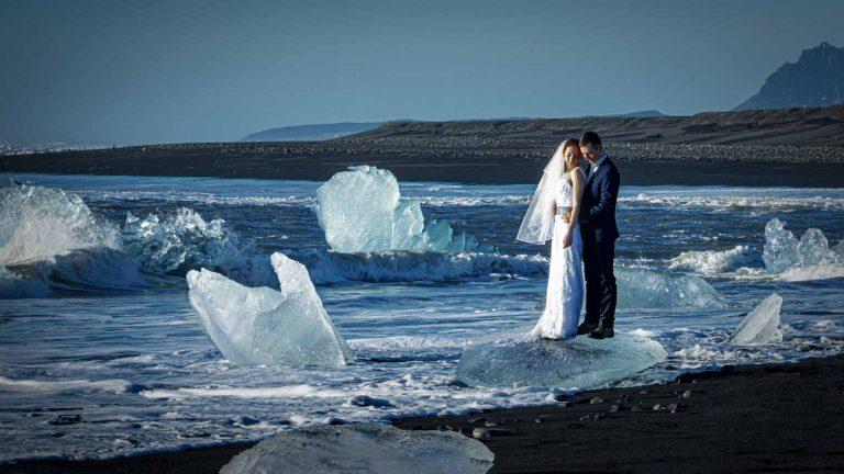 Hochzeit in Island