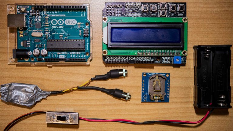 """Arduino Uno 3 Intervalometer """"Pro-Timer Free"""" with Tiny I2C – RTC Time Shield"""