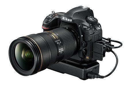 Nikon D850 mit WT-7