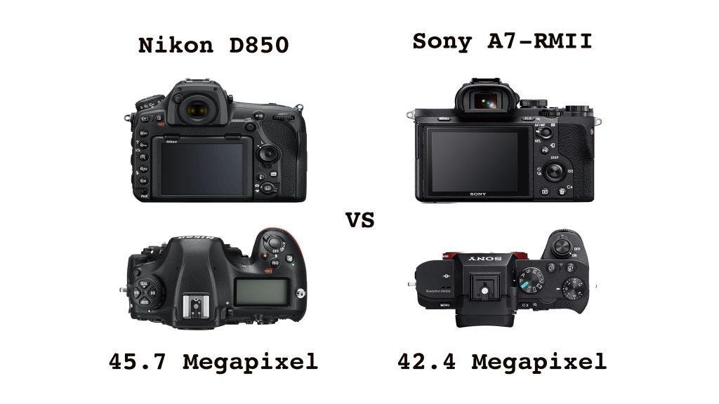 Nikon Entfernungsmesser Test : Testbericht: nikon d850 vs. sony a7 rmii 45.7 mp 42.4 lre