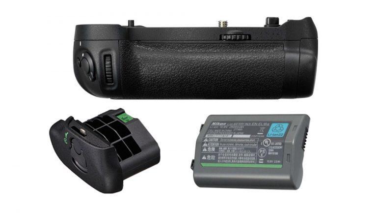Nikon D850 MB-D18-Multifunktionsgriff