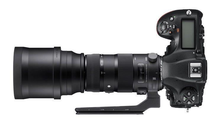 SIGMA S & Nikon D850_Titelbild