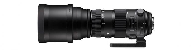Super-Tele-Zoom-Objektiv 150-600mm F5-6,3 DG OS HSM | Sport
