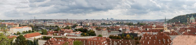 Prager Altstadt (Panorama 14 Einzelbilder)