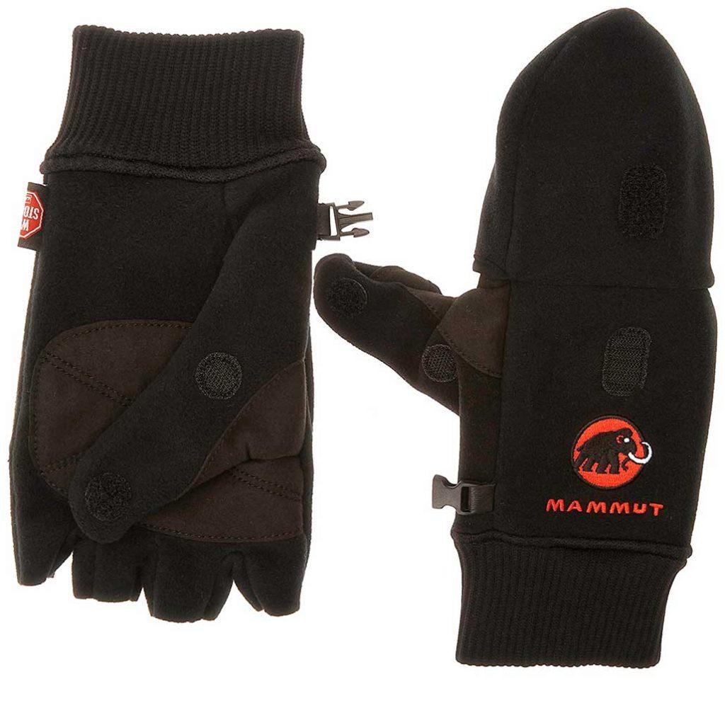Mammut-Handschuhe-Shelter-Mars-L-R