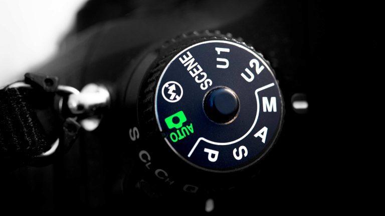 Das kleine Foto 1 x 1 – Kameramodi P, A, S, M (Av, Tv, AUTO, SCENE)