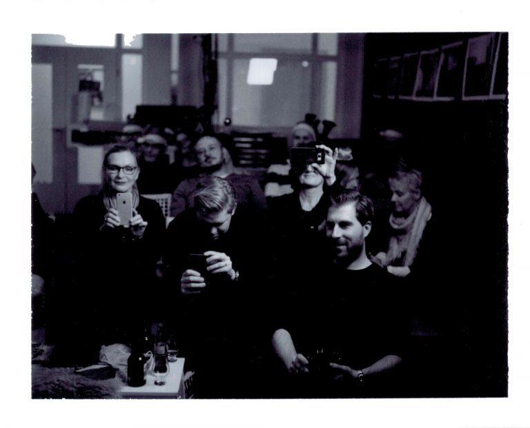 Fotoschnack 47 – Spezial: Weihnachtssendung – live in Hamburg  – Polaroid 600 SE