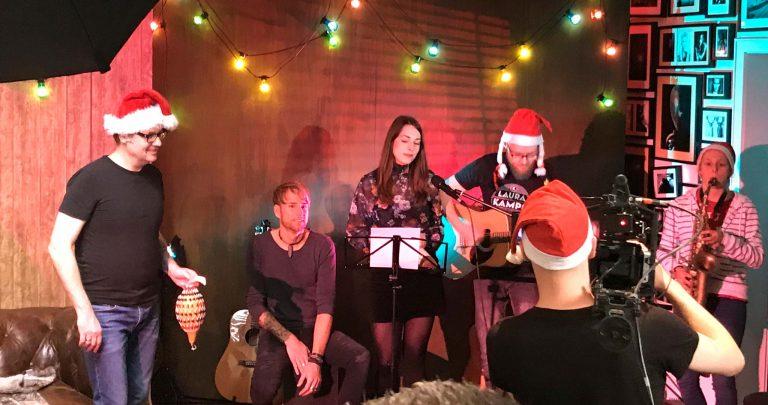 Fotoschnack 47 – Spezial: Weihnachtssendung – live in Hamburg