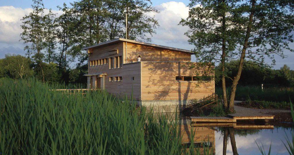 Im Naturzentrum gibt es spannende Beobachtungen und neue Ausstellungen. (Bildcredit: BirdLife Schweiz)