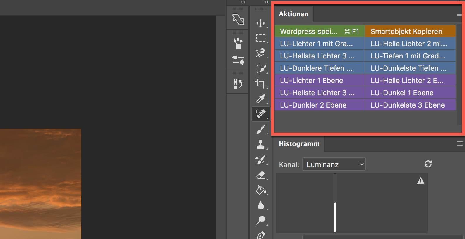 Luminanzmasken In Photoshop Cc 20172018 Für Die Bildbearbeitung
