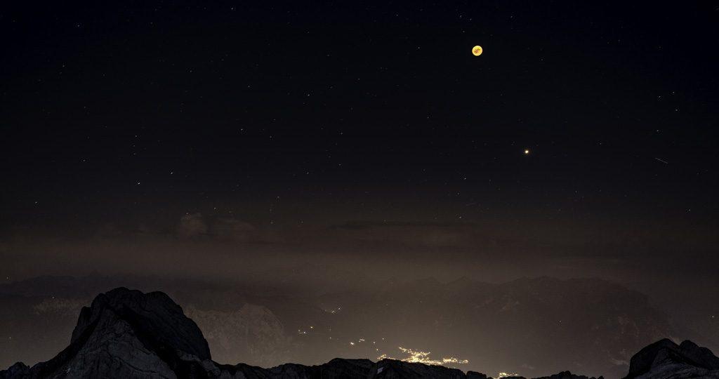Mondfinsternis vom 27. Juli 2018