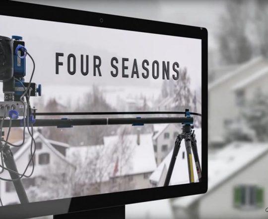 Four Seasons - Zeitraffer Wettbewerb 2016/2017