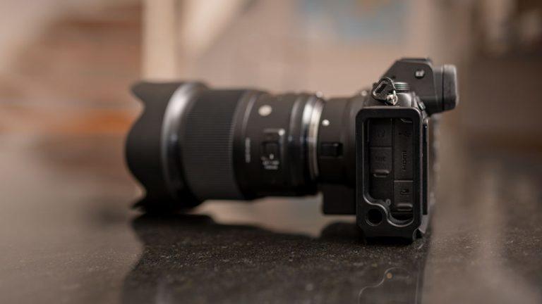 RRS L-Winkel für Nikon Z6 und Z7