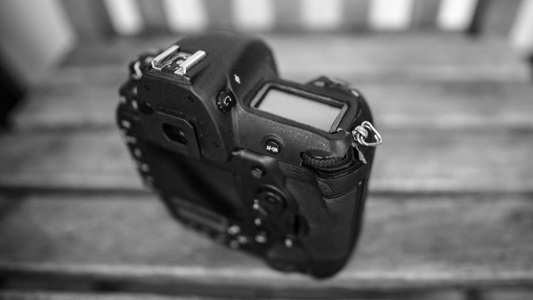 Nikon D5 Unfallschaden