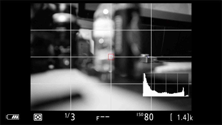 Nikon Z7 Voreinstellungen