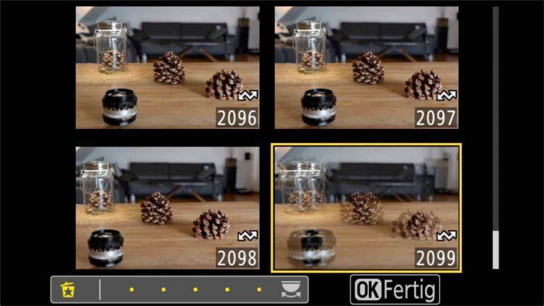 Nikon Z7 Grundeinstellungen