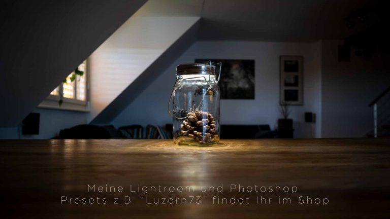 Sonnenglas 28mm f/5.6