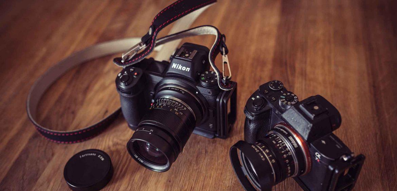Nikon Z7 & Sony A7- 7Artisan 28mm