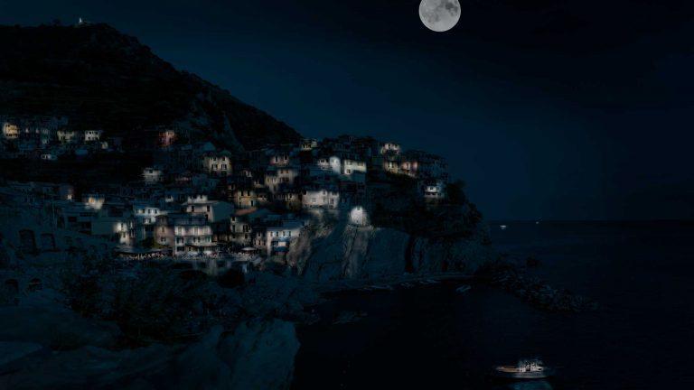 "Tag zu Nacht ""Cinque Terre"""