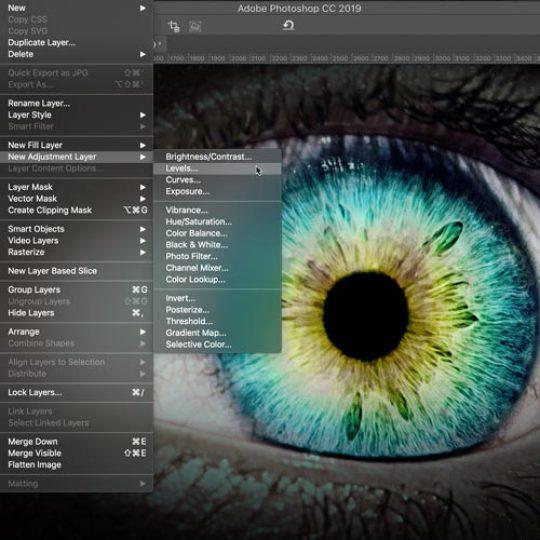 Benutzeroberfläche von Adobe Produkte Mehrsprachig verwenden z.B. Deutsch und Englisch