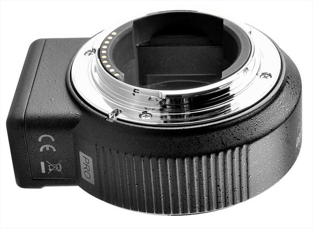 Adapter Leica M, F-Bajonett, Z-Bajonett, E-Mount
